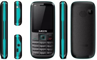 Celular Mox Modelo M5 - Dual Chips