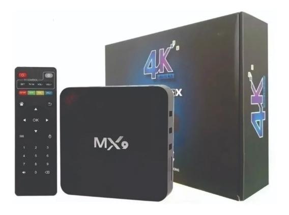 Kit Atacado 5 Box Tv Em Smart Pro 3gb/16gb Promoção + Brinde