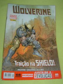 Wolverine Traição Na Shielo! - Frete Grátis