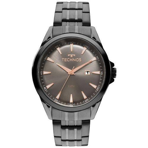 Relógio Masculino Technos Classic Executive 2115lat/4c