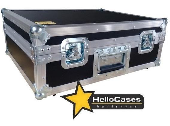 Hard Case Toca Discos Technics Mk2 Mk3 Mk5