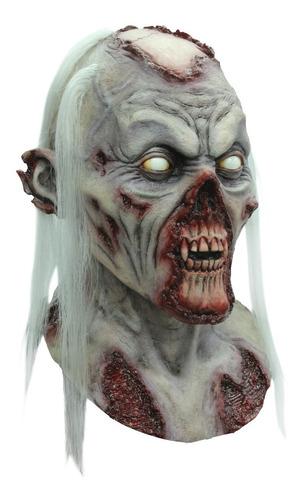 Máscara Rotting Death Zombie Halloween Máscara Terror