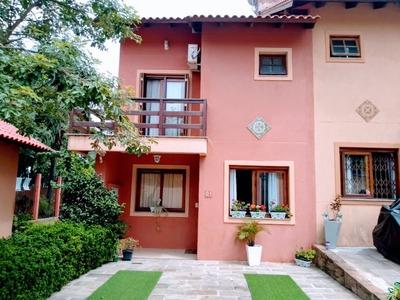 Casa Condomínio Em Cavalhada Com 3 Dormitórios - Lu267781