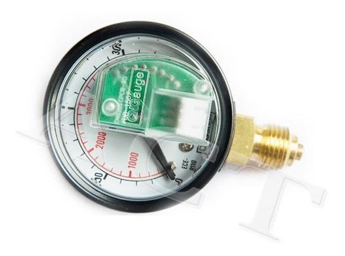 Manômetro Gnv Blindado Para Conjunto Elétrico Vários Modelos