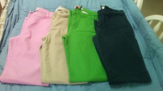 Pantalones Dama,polo Dama,pantalones De Algodon