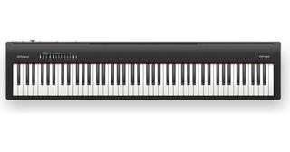 Piano Digital Roland Fp-30 88 Teclas Negro O Blanco Stock