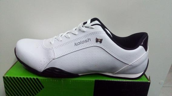 Sapatenis Couro Kolosh K9355-02