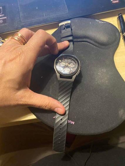 Relógio Bulova Curv 98a162 Titânio