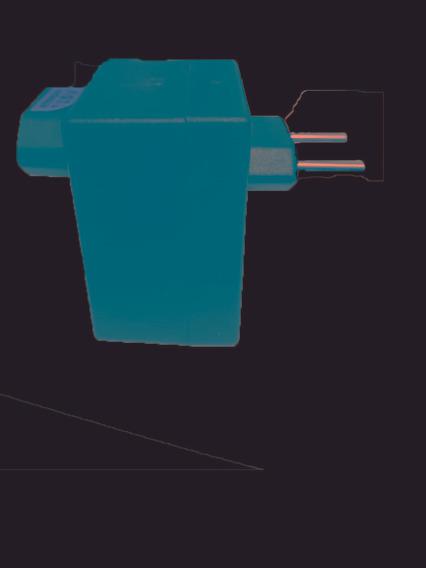 Auto Transformador Conversor Portátil 50va 110v/220v