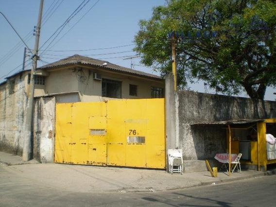 Área Industrial À Venda, Vila Dos Remédios, Osasco. - Ar0065