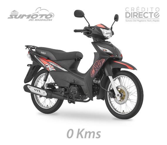 Moto Semiautomática - Victory One 100 Nueva