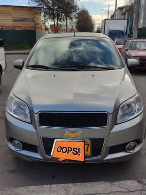 Chevrolet Aveo Emotion 1.6l Mt Full 3p