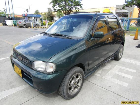 Chevrolet Alto Lt