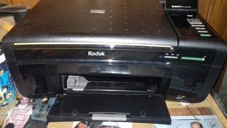 Impresora Multifuncion Kodak Esp 5 Con Cartuchos Originales