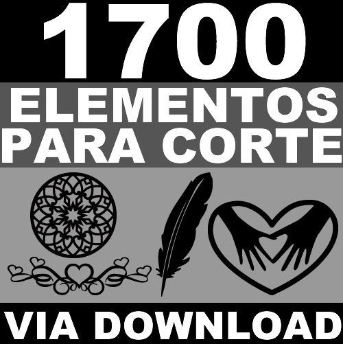 1700 Elementos Basicos Pra Corte Silhouette Svg Dxf Vetores4