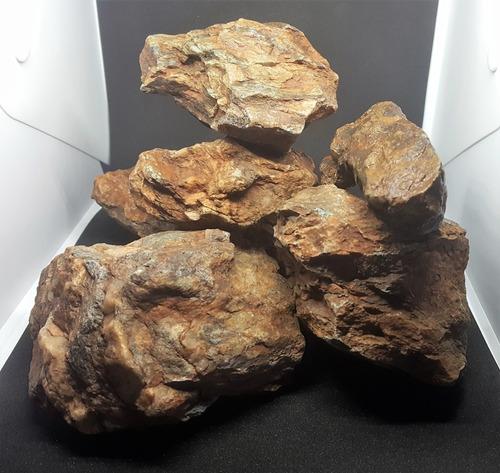 Rocas Aquascape Aquascaping Paisajismo - Kg A $4967