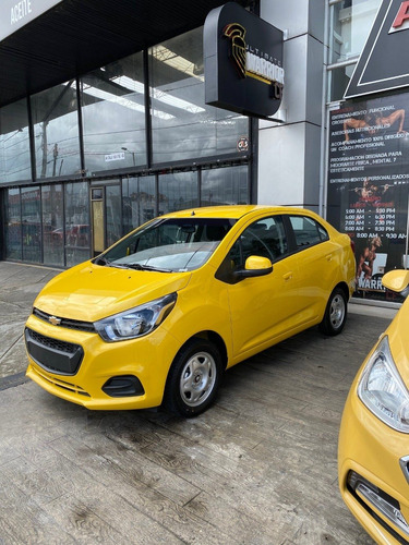 Chevrolet Beat 2022 Reposicion Full Equipo Taxi 0 Kms Aa