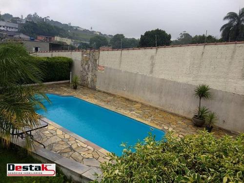 Chácara  - Jardim Da Represa - São Bernardo Do Campo/sp - Ch0041