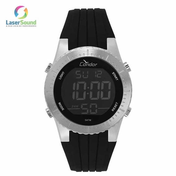 Relógio Condor Masculino Cobj3463ac/3k C/ Garantia E Nf