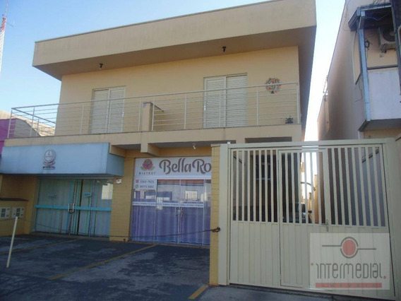 Apartamento Residencial Para Locação, Centro, Boituva. - Ap0222