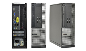 Desktop Core I5 4ª Geração 3.30ghz Hd Ssd 120gb 4gb Dvd Dell