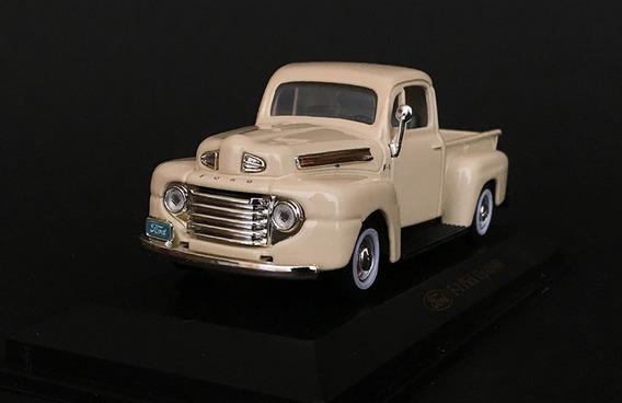 Miniatura 1948 Ford F-1 Pickup-yatming-nova-esc1/43-(10310)
