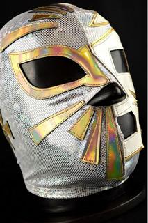 Mistico/wagner 03 Mascara Lycra Semiprofesional Lucha Libre