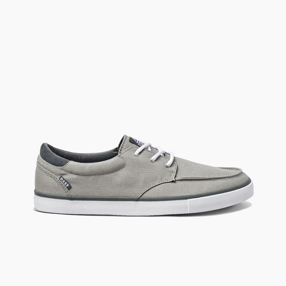 Tenis Reef Deckhand 3 Gry/white