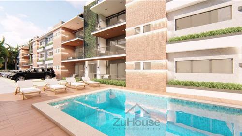 Imagen 1 de 13 de Apartamento En Planos En Venta En Puerto Plata Wpa86 A