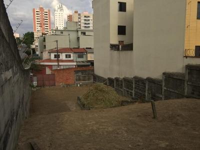 Terreno - Chácara Inglesa - São Bernardo Do Campo. - 1033-18683
