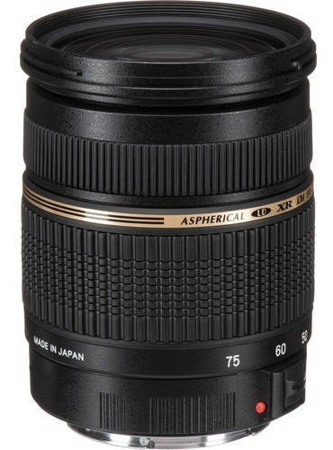 Lente Tamron Sp 28-75mm F / 2.8 Xr Di Para Canon Ef