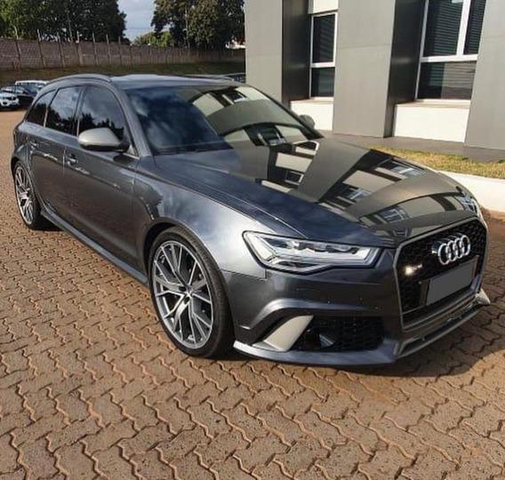 Audi Rs6 Avant Tfsi V8