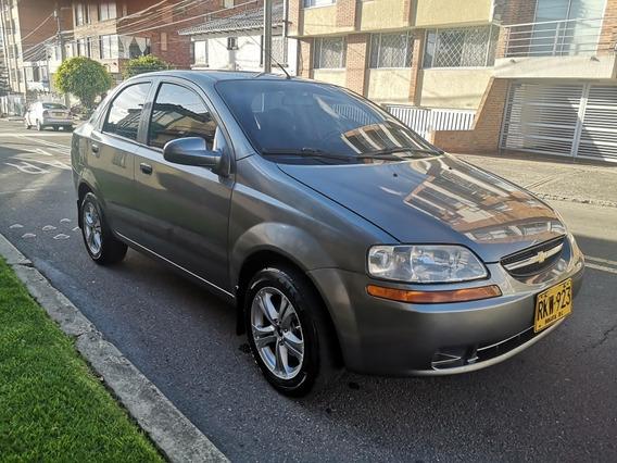 Chevrolet Aveo 2012 Famili