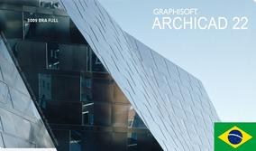 Archicad 22 Pt-bra Mac + 9.8 Gb Biblioteca + Artlants 7 #