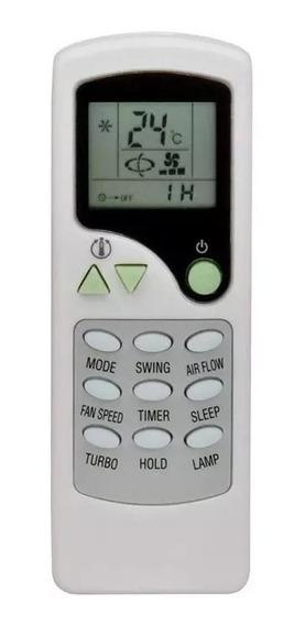 Controle Remoto Para Ar Condicionado Elgin Silent Zh/lt-01