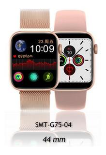 Reloj Inteligente Smart Watch Mistral Mujer Smt-g75-04