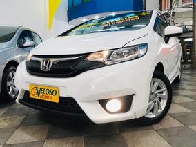 Honda Fit Lx Automatico 2016 Ac Troca/financio