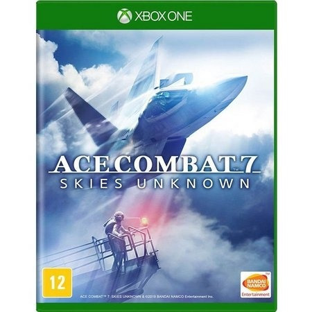 Ace Combat 7: Skies Unknown Xbox One Mídia Física Novo