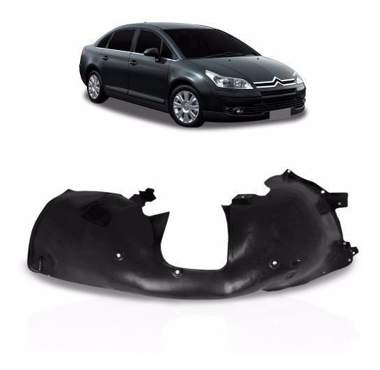 Parabarro Citroen C4 Pallas Hatch 07 2008 2009 2010 2011