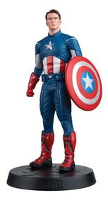 Marvel Movie Eaglemoss # Cap. America Nº 03 # Jrc