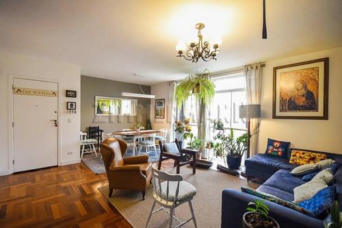 Imagem 1 de 15 de Apartamento - Higienopolis - Ref: 128595 - V-128595