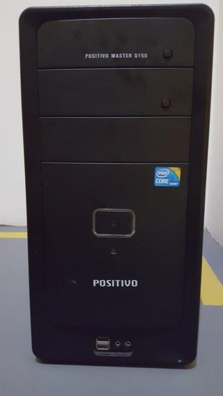 Computador Usado - I3; Windows 7; 8gb Ram; Hd 320gb