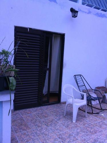Imagem 1 de 18 de Excelente Sobrado À Venda - 3 Dormitórios - 4 Vagas - Jardim Las Vegas - Santo André - Sp - 33530