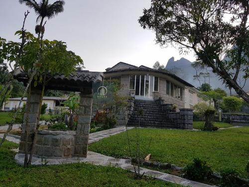 Casa A Venda No Bairro Granja Guarani Em Teresópolis - Rj.  - Ca 0707-1