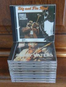 10 Cds Antigos Jazz And Blues Perfeitos - P R O M O Ç Ã O !!