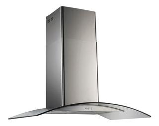 Campana De Cocina Tst Lacar Cristal 90cm Pared Motor Cuotas