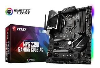 Placa Madre Motherboard Msi Mpg Z390 Gaming Edge Ac Lga1151