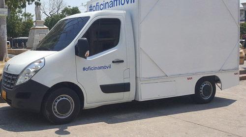 Furgon Modelo 2017 Diesel Poco Uso