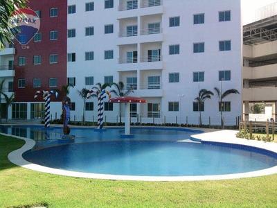 Apartamento No Monte Castelo No Jardins Residence Club - Ap0284