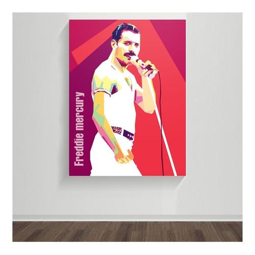 Cuadro Freddie Mercury, Queen 01 - Dreamart